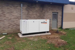 Picture Of Generac Generator In New Jersey - Corbin Electrical Services