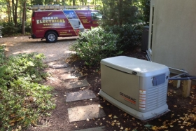 Image Of Equipment Installed By Electrical Contractors - Corbin Electrical Services