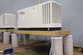Photo Of Generac Generator In New Jersey - Corbin Electrical Services