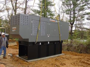 Commercial Generator in New Jersey - Corbin Electrical Services