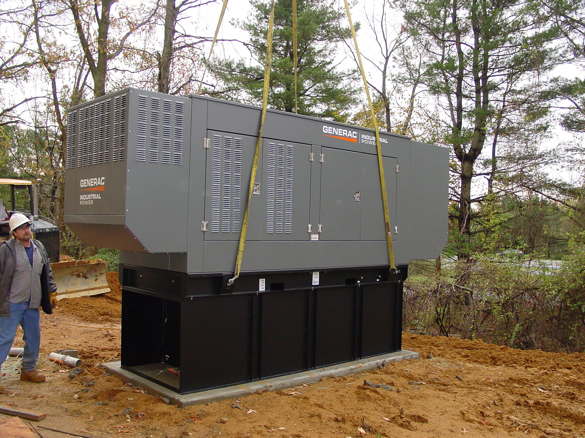 mercial Generators from Corbin Electrical Services of New