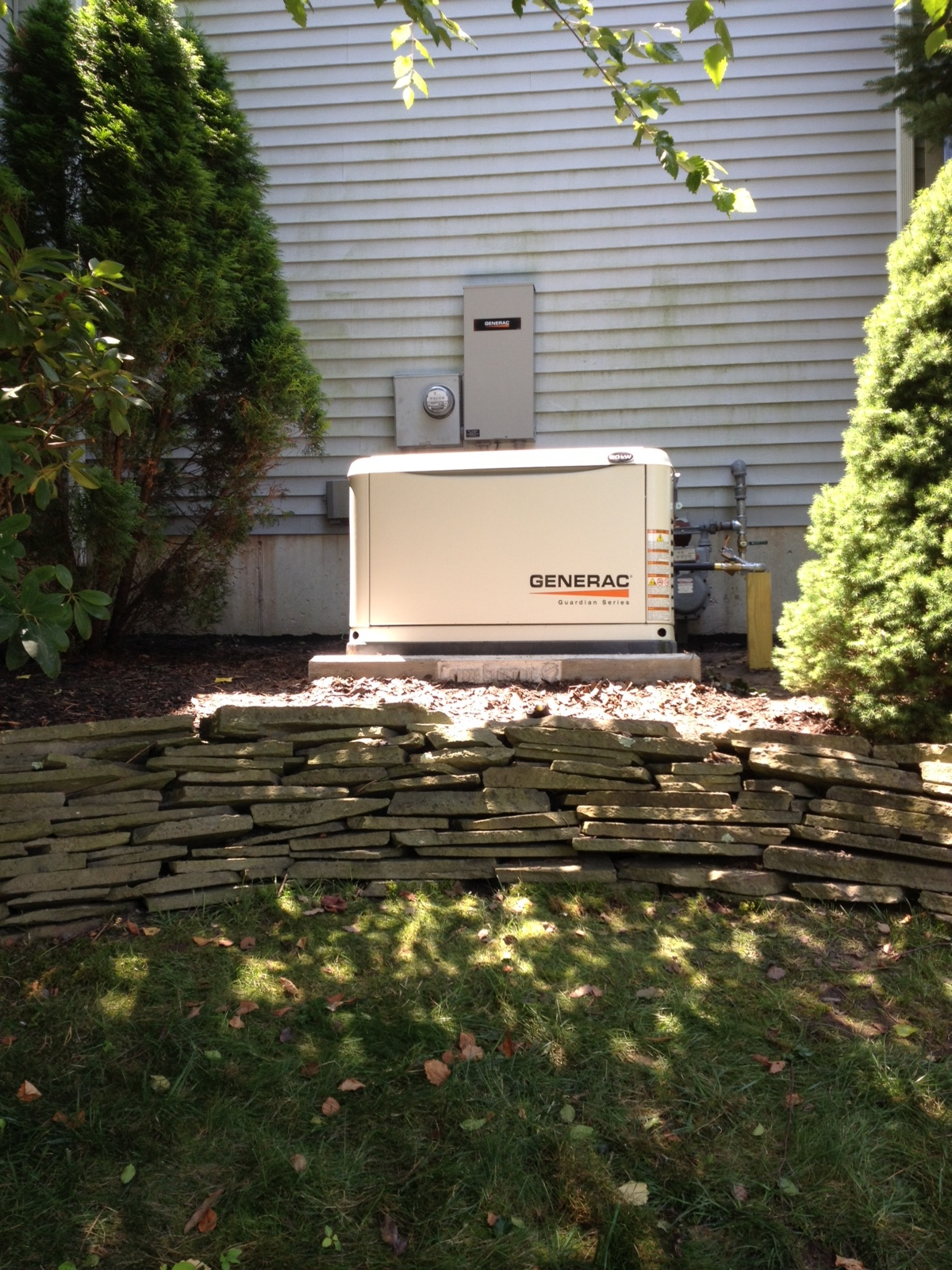 Residential Generators from Corbin Electrical Services of New