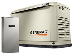 Generac Generators in New Jersey - Corbin Electrical Services